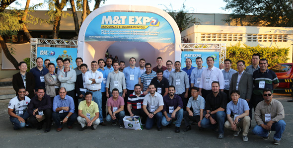 M&T EXPO 2015